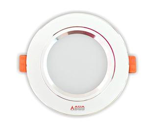 Đèn âm trần mặt trắng 7W - D90