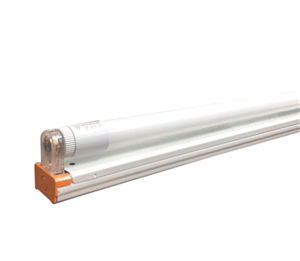 Bộ đèn tuýp Led thủy tinh - 0.6M-9W