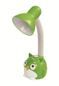 Đèn bàn học sinh - DB02 - Vỏ xanh lá