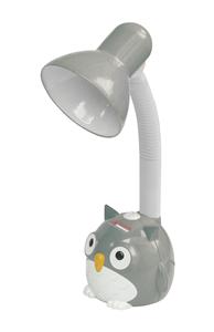 Đèn bàn học sinh - DB02 - Vỏ Xám