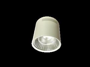 Đèn trần nổi LED (Đèn ống bơ LED)