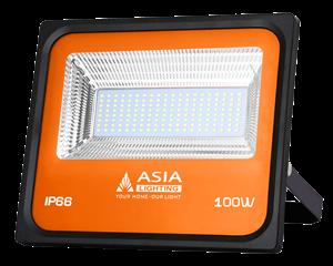 Đèn pha led 100W - SMD chip