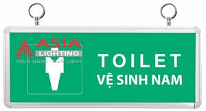 Đèn chỉ dẫn: Nhà vệ sinh Nam